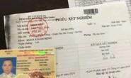 Tài xế sử dụng ma túy, cỏ Mỹ điều khiển xe taxi vượt 300 km từ Hà Nội vào Nghệ An