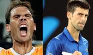 Hấp dẫn với siêu kinh điển Nadal - Djokovic