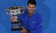 Clip: Thắng áp đảo Nadal, Djokovic lập kỷ lục vô địch ở Úc mở rộng