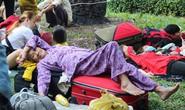 Gần 10 đoàn tàu trễ giờ do sự cố, hàng ngàn người vạ vật ở Ga Sài Gòn