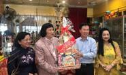 Trưởng Ban Tuyên giáo Trung ương Võ Văn Thưởng chúc Tết NSƯT Minh Vương