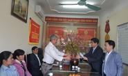 Chương trình Xuân nhân ái - Tết yêu thương: Trao 5 phần quà cho công nhân bị TNLĐ tại Hà Nội