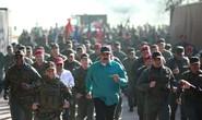 Tổng thống Venezuela thị sát tập trận với nhiều loại khí tài Nga