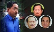Vì sao ông Nguyễn Hữu Tín, Trần Văn Minh, Văn Hữu Chiến không xuất hiện ở phiên tòa Vũ nhôm?