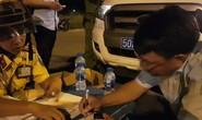 TP HCM: Phát hiện 10 tài xế đang phê khi ôm vô lăng