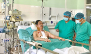 Hồi hộp với ca ghép tim xuyên Việt đầu năm mới