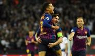 Coutinho cảm kích vì được Messi nhường sút phạt đền