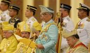 Quốc vương thứ 16 của Malaysia đăng cơ