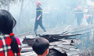 Nhậu say, thiếu niên ở Phú Quốc đốt nhà mình cháy luôn nhà hàng xóm