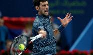 Thua trận, đập gãy vợt không khiến Djokovic lo lắng khi đến Úc