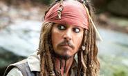 Johnny Depp bị đá khỏi vai cướp biển vì thù lao quá lớn