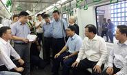 Phó Thủ tướng truy vấn Tổng thầu Trung Quốc trên tàu Cát Linh-Hà Đông: Các ông hứa bao giờ làm xong?
