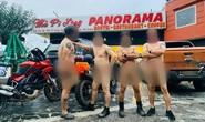 Trưởng Công an huyện Mèo Vạc nói về việc xử lý nhóm đàn ông khỏa thân, làm lố ở Mã Pí Lèng