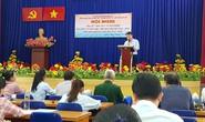Tặng 452 thẻ BHYT cho học sinh nghèo