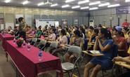 Hải Phòng: Truyền thông về chăm sóc sức khỏe cho nữ công nhân