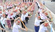 800 phụ nữ tham gia chương trình thể dục đồng diễn