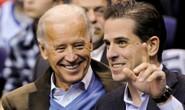 Con trai ông Joe Biden bỏ công ty Trung Quốc vì ông Donald Trump