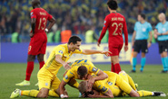 Ronaldo lập kỷ lục, Bồ Đào Nha vẫn trắng tay trước Ukraine