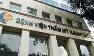 Tử vong sau khi căng da mặt ở Bệnh viện Thẩm mỹ Kangnam: Bộ Y tế yêu cầu báo cáo khẩn