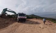 Lộ công trình bạt núi khủng ở TP Vũng Tàu