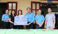 Quảng Bình: Hỗ trợ cơ sở vật chất cho trường học khó khăn