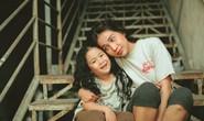 Khả Như và bé Ngân Chi hóa mẹ con bá đạo