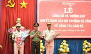 Giám đốc Công an Bạc Liêu nhận nhiệm vụ mới ở tuổi 50