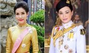 Hai người phụ nữ sau lưng nhà vua Thái Lan: Tương đồng và khác biệt