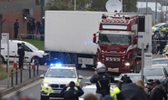 Hành trình chết chóc của container đưa 39 người Trung Quốc di cư đến Anh