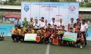 Khởi động giải bóng đá Hiệp hội Doanh nghiệp TP HCM