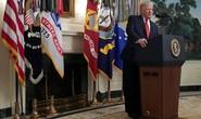 Đảng Dân chủ khó chịu vì bị ông Trump qua mặt vụ giết trùm IS