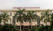 Cảnh cáo, điều động giám đốc bệnh viện bị tố nhận 50-70 triệu đồng/suất chạy việc