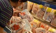 Thịt gà trong nước liên tục rớt giá, gà Mỹ nhập khẩu 19.800 đồng/kg