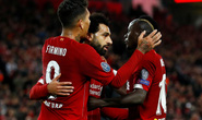 Mưa bàn thắng Anfield, Liverpool run rẩy hạ tí hon Salzburg
