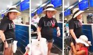 Hơn 2 tháng bị đình chỉ, nữ đại úy công an gây náo loạn tại Tân Sơn Nhất vẫn chưa bị kỷ luật