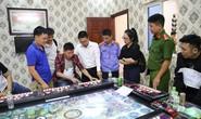 Đồng loạt đột kích 5 ổ cờ bạc trá hình do người Trung Quốc điều hành