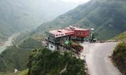 Nhà hàng, nhà nghỉ cao 7 tầng mọc lên trên đèo Mã Pí Lèng chưa được cấp phép xây dựng