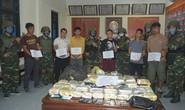 Triệt phá đường dây ma túy từ Lào về Việt Nam