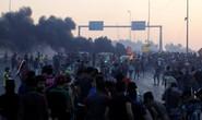Iraq rúng động vì biểu tình đẫm máu