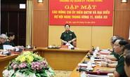Quân ủy Trung ương gặp mặt các Ủy viên Quân ủy Trung ương, đại biểu dự Hội nghị Trung ương 11