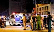 VIDEO: Hiện trường xe máy tông xe ben đậu bên đường, 1 người tử vong