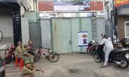 TP HCM: Sập giàn giáo ở trường tiểu học, một người chết