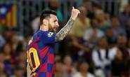 Lionel Messi: Thâu tóm vinh quang sân cỏ 2019