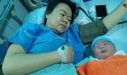 Sản phụ ở Quảng Nam sinh bé trai nặng khủng