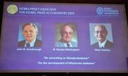 Nobel Hóa học 2019 vinh danh bước tiến lớn của nhân loại