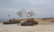 Thổ Nhĩ Kỳ bắt đầu dội bom xuống miền Bắc Syria