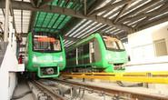 Đường sắt Cát Linh - Hà Đông chưa an toàn vận hành