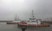 Vụ tàu 6.000 tấn chìm trên biển: 5 tàu tìm kiếm người mất tích trong thời tiết xấu