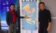 Nghệ sĩ Trần Lương yêu cầu cắt đường lưỡi bò tại triển lãm ở Trung Quốc