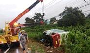 Liên tiếp xảy ra tai nạn giao thông trên đèo Phú Hiệp, Quốc lộ 20